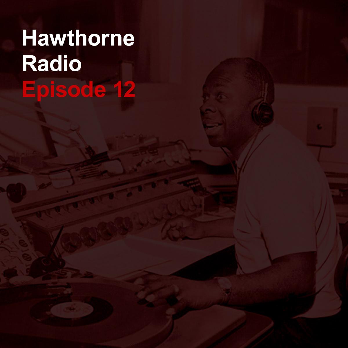 Hawthorne Radio Episode 12 - Mayer Hawthorne | Official Site